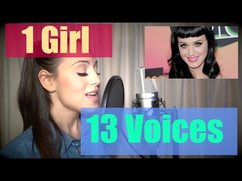 JENNY MARSALA - 1 Girl 13 Voices