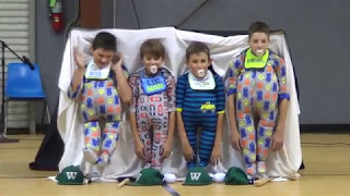 5th Grade Boys Talent Show
