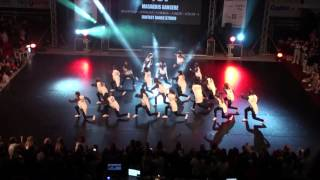 Fantasy Dance Studio | Czech Dance Masters 19.3.2016 - Praha | Masakris Gangere - 1. místo