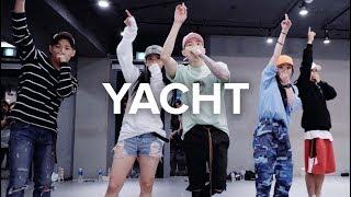 YACHT - Jay Park (ft. Sik-K) / Mina Myoung x Sori Na Choreography