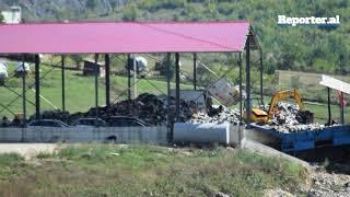 Puna në Sharrë vazhdon me kushte të këqija - Reporter.al