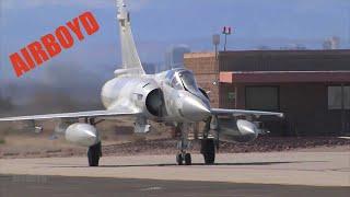Dassault Mirage 2000 Red Flag (2013)