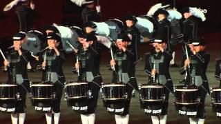 Top Secret Drum Corps: The Next Level (Basel Tattoo 2012)