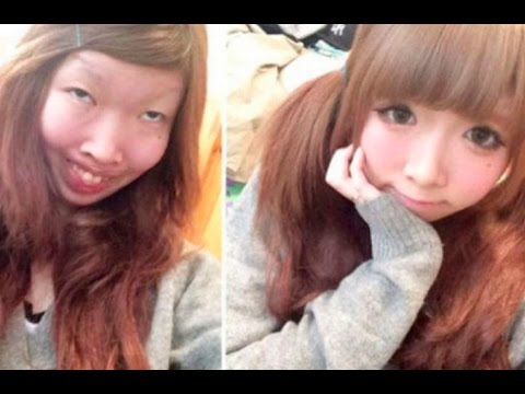 Japón Novio quedó en shock al ver a su novia sin maquillaje