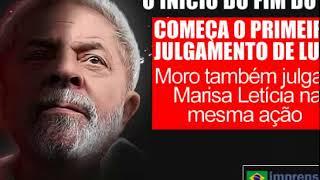 Lula diario de um detento parodia