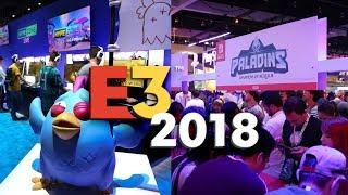 E3 2018 - Event Recap!
