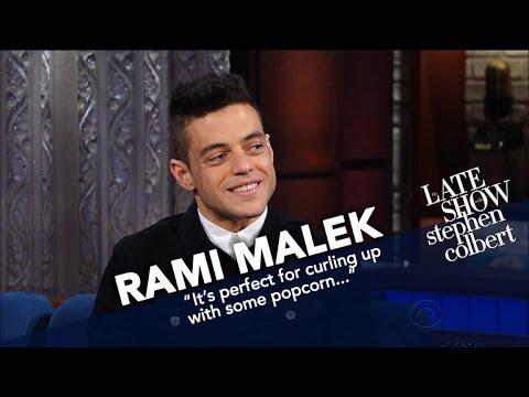 Xxx Mp4 Rami Malek Had To Watch Queen Listen To Him Sing Queen 3gp Sex