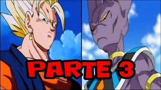 Dragon Ball Z: What If? Episode 16 (6/6): Vegetto vs Beerus - Parte 3