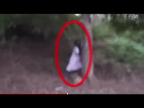 Strange ghost caught footage from forest?? Ghost caught in dense forest Scary Videos