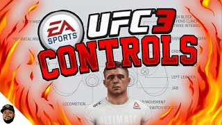 EA Sports UFC 3 BETA - NEW CONTROLS REVEALED! No Parry Move And Stand Up Striking Changed