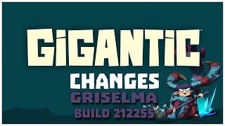 Gigantic Changes: GRISELMA -  Build 212255