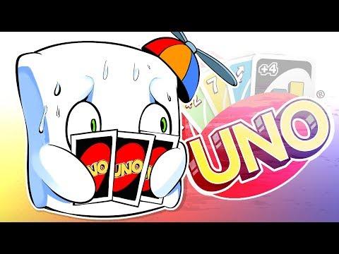 THE MOST INSANE UNO GAME EVER UNO Funny Moments