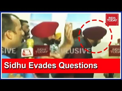 Xxx Mp4 AmritsarTrainTragedy Navjot Sidhu Evades Questions On Allegations Against His Wife 3gp Sex