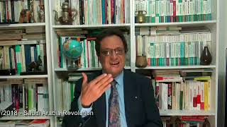 12 #  ثورة الشعب والجيش والحرس على محمد بن سلمان : مقاربة علمية