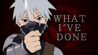 Kakashi Hatake 「AMV」 ~ What I´ve Done (Linkin Park) ▪ (HD)