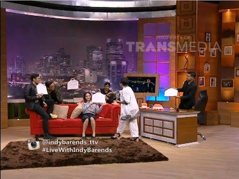LIVE WITH INDY BARENDS - Pemain Film Negeri Van Oranye Part 4