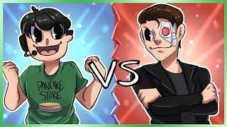 Team Nogla vs Team Terroriser - Mario Kart 8 Deluxe