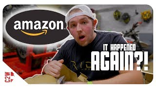 IT HAPPENED AGAIN!! | Amazon SCAM with Canon 1DX Markii?