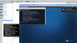 Connect a VirtualBox Host to GNS3 with tap0 Interface