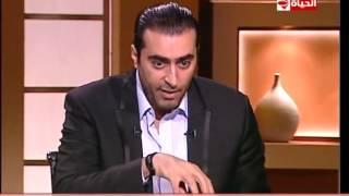 """بوضوح - باسم ياخور لـ عمرو الليثى """" انت ورطنى """" فى حديثه عن المعارضة السورية والنظام السورى"""