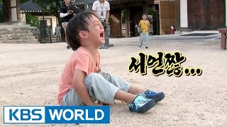 The twins' naughty scheme to hide daddy's shoes! [The Return of Superman / 2017.10.08]