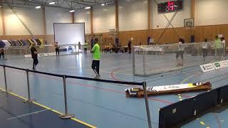 2018 Goalball World Championships Israel v Australia 1st Half