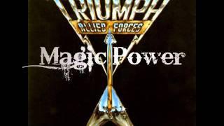 Triumph-Magic Power
