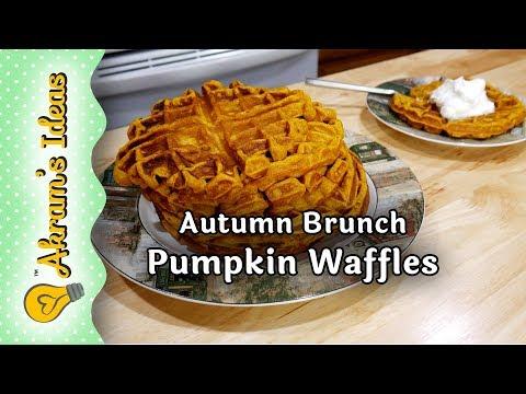 Xxx Mp4 Pumpkin Waffles Akram S Ideas Ep 2 30 3gp Sex
