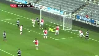 Newcastle U21 vs  Arsenal U21 Highlights