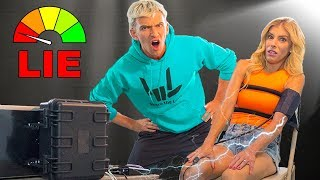 IS REBECCA ZAMOLO THE GAME MASTER!? (Lie Detector Test and Hidden Top Secret Spy Evidence)