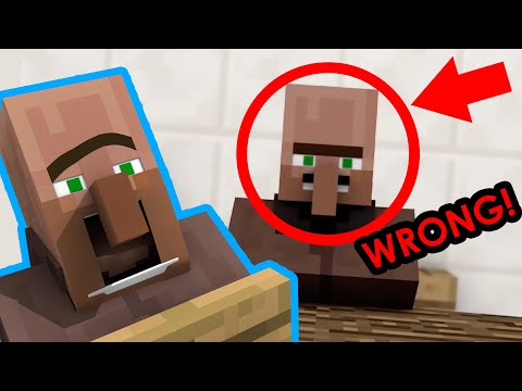 Everything WRONG with our videos VILLAGER NEWS