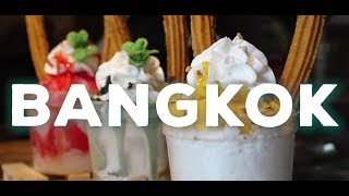 This is how we spell BANGKOK!