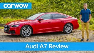 Audi A7 2019 in-depth review   carwow