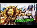 Download Video Download PUBG MOBILE LIVE | SEASON 4 CONQUEROR GAMEPLAY | PUSHING TO TOP 10 PLAYER IN ASIA😍😍 3GP MP4 FLV