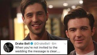 Drake Wasn't Invited to Josh's Wedding?! - Drake & Josh