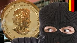 Daring robbery: Rare gold coin worth millions stolen from Berlin's Bode Museum - TomoNews