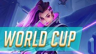 Overwatch World Cup Highlights #3 • Shadowburn Bromas • USA Russia Sweden Spain Korea Thailand