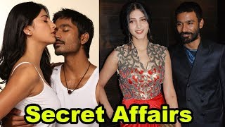 10 secret love affairs of South Indian actors! We bet you didn't know about this