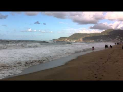 Turkey / Alanya ( Alaiye ) - Damlataş Beach - ( Autumn )