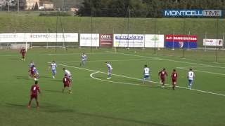 Monticelli-Olympia Agnonese 1-1