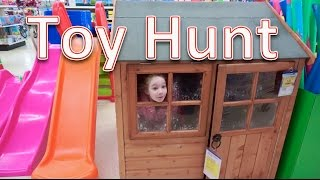 Toy Hunting - Despicable Me,  Paw Patrol, Shopkins, My Little Pony and Lots more