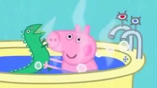 Peppa Pig English Episodes Compilation Non Stop 2016 #2   Season 1