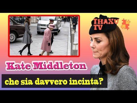 Kate Middleton nasconde delle insolite forme arrotondate che sia davvero incinta