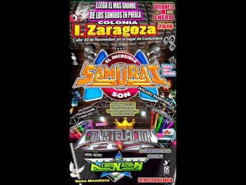 sonido constelacion 82 embrujo de cumbia col. zaragoza 1 enero 2016