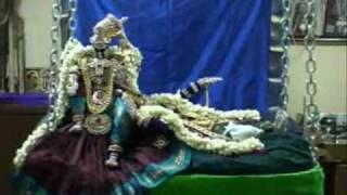 Sri Andal Rangamannar Sayana Sevai 2009