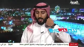 محمد السهلاوي مهاجم نادي النصر والمنتخب ضيف برنامج في المرمى