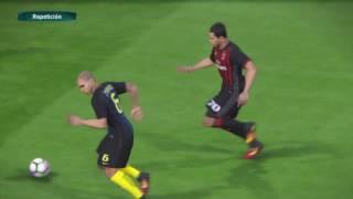 Inter Milan vs AC Milan - Derby Della Madonnina - Pro Evolution Soccer 2017 (PES 2017)