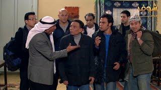 اجمد مقاطع فرقة ناجي عطالله - دي العروسة صاروخ محمد امام قدام ابوها 😂