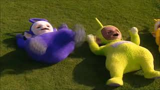 Teletubbies Fall Down Compilation Part 2