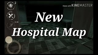 Eyes The Horror Game:New Hospital Map(Full Gameplay)